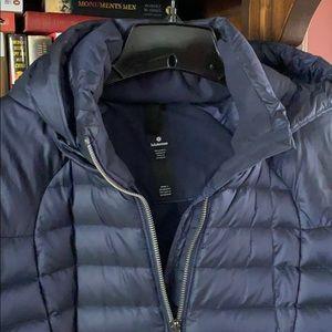 Lululemon puffer coat